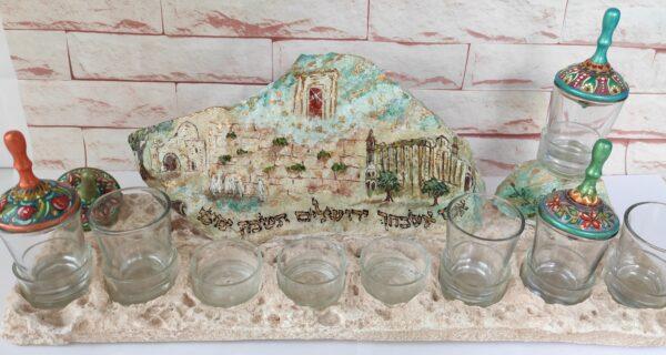 חנוכייה ירושלים